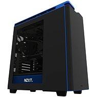 NZXT H440 černá/modrá