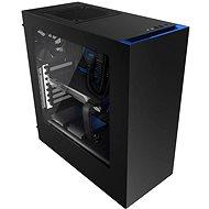 NZXT S340 černá/modrá