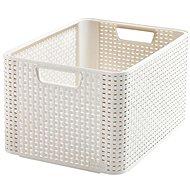 Curver Úložný box Rattan Style2 L 03616-885