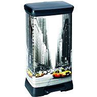 Curver Odpadkový koš DECOBIN NEW YORK