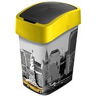 Curver Odpadkový koš Flipbin NEW YORK