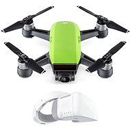 DJI Spark Fly More Combo - Meadow Green + DJI Goggles