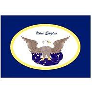 Nine Eagles tlumící gumy