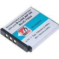 PENTAX T6 power Pentax D-Li68, Kodak KLIC-7004,  Fuji NP-50