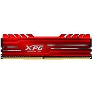 ADATA 8GB KIT DDR4 3000MHz CL16 XPG GAMMIX D10, červená