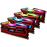 ADATA 32GB KIT DDR4 3200MHz CL16 XPG SPECTRIX D40, červená