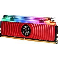ADATA XPG 16GB DDR4 3600MHz CL17 SPECTRIX D80 Liquid-Cooled, červená