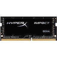 Kingston SO-DIMM 8GB DDR4 2133MHz CL13 HyperX Fury Impact Series