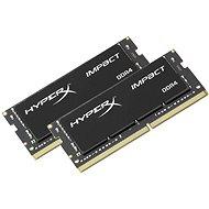 Kingston SO-DIMM 16GB KIT DDR4 2400MHz CL14 HyperX Fury Impact Series