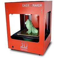 3D Factories EasyMaker červená 0.3mm