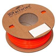 3D Factories PLA PrintPlus Orange 1,75mm 1kg