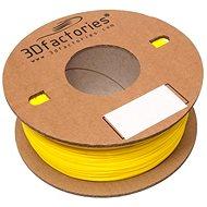 3D Factories PLA PrintPlus Žlutá 1.75mm 5m