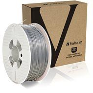 Verbatim PLA 1.75mm 1kg stříbrná