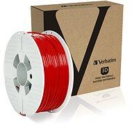 Verbatim PLA 2.85mm 1kg červená
