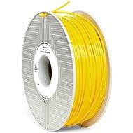 Verbatim PLA 2.85mm 1kg žlutá