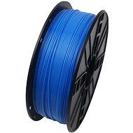 Gembird Filament ABS fluorescentní modrá