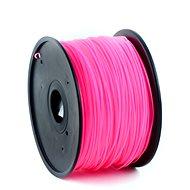 Gembird Filament ABS růžová