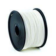 Gembird Filament PLA bílá
