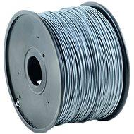 Gembird Filament PLA stříbrná