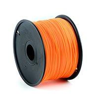 Gembird Filament PLA oranžová