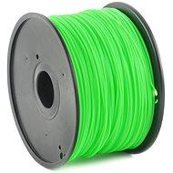 Gembird Filament PLA limetková