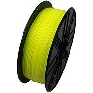 Gembird Filament HIPS žlutá