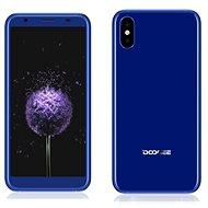 Doogee X55 DualSIM 16GB Modrý