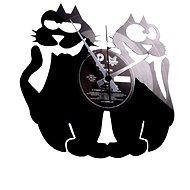 DiscoClock Kočky