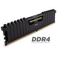 Corsair 8GB DDR4 2400MHz CL16 Vengeance LPX černá