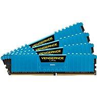 Corsair 16GB KIT DDR4 2400MHz CL14 Vengeance LPX modrá
