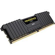 Corsair 16GB KIT DDR4 3000MHz CL15 Vengeance LPX černá
