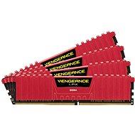 Corsair 32GB KIT DDR4 2400MHz CL14 Vengeance LPX červená