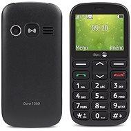 Doro 1360 Dual SIM Black