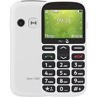 Doro 1360 Dual SIM White