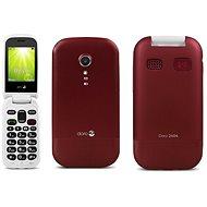 Doro 2404 Dual SIM Red