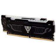 Patriot Viper LED Series 16GB KIT DDR4 2400Mhz CL14 DDR4 WHITE