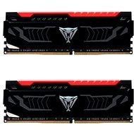 Patriot Viper LED Series 16GB KIT DDR4 2666Mhz CL15 DDR4 RED