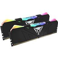 Patriot Viper RGB Series 16GB KIT DDR4 3200Mhz CL16 DDR4 černá