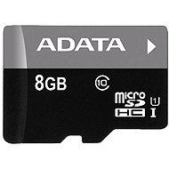 ADATA MicroSDHC 8GB Class 10