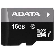 ADATA Micro SDHC 16GB UHS-I Class 10 + OTG čtečka
