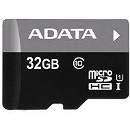 ADATA Micro SDHC 32GB UHS-I Class 10 + OTG čtečka