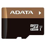 ADATA Premier Pro Micro SDHC 16GB UHS-I U1 + SD adaptér