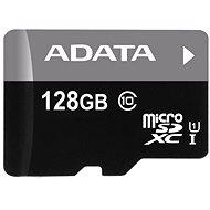 ADATA Premier Micro SDXC 128GB UHS-I + SD adaptér