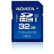 ADATA SDHC Industrial MLC 32GB, bulk