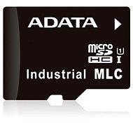 ADATA Micro SDHC Industrial MLC 8GB, bulk