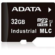 ADATA Micro SDHC Industrial MLC 32GB, bulk