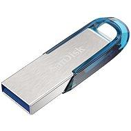 SanDisk Ultra Flair 32GB tropická modrá