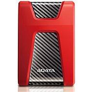 """ADATA HD650 HDD 2.5"""" 2TB červený 3.1"""