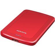 ADATA HV300 externí HDD 1TB 2.5'' USB 3.1, červený