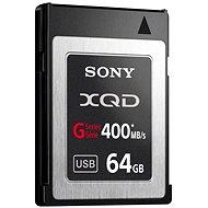 Sony XQD 64GB řada G